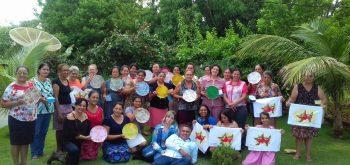 A Secretaria Municipal de Assistência Social realizou um dia de confraternização com as mulheres do povoado da Carmolãndia